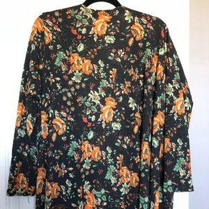 LuLaRoe Sarah Duster sweater